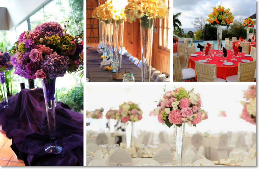 Wholesale Bulk Trumpet Vases For Weddings